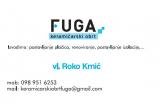 Keramičarski obrt Fuga logo