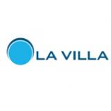 La villa  logo