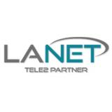 LAnet logo