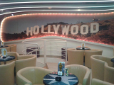 Caffe HOLLYWOOD Sesvete logo