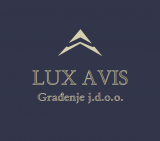 Lux avis građenje j.d.o.o. logo