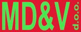 MD&V d.o.o. logo