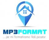 MP3 FORMAT j.d.o.o. logo