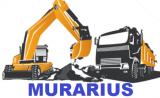 MURARIUS d.o.o. logo