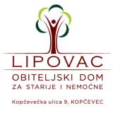 Obiteljski dom Lipovac logo