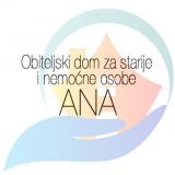 Obiteljski dom za starije i nemoćne osobe 'Ana' logo