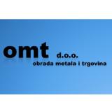 Obrada metala i trgovina logo