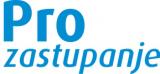 Pro zastupanje logo
