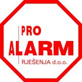 Pro alarm rješenja logo