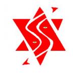 """SCROSS """"upo e opu"""" V.V.V. logo"""