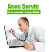 Servis Laptopa Rijeka | ASOS SERVIS logo