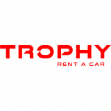 Trophy Rent a Car logo