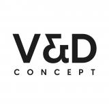 V&D concept logo