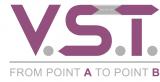 V.S.T.  logo