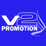 V2 Promotion logo