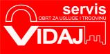 VIDAJ Obrt za usluge i trgovinu logo