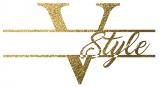 Vstyle luxury brand logo